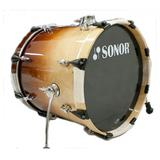 SONOR Select Force Bass Drum [SEF11 1816 BD WM] - Autumn Fade - Bass Drum